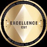 le label CST EXCELLENCE ...