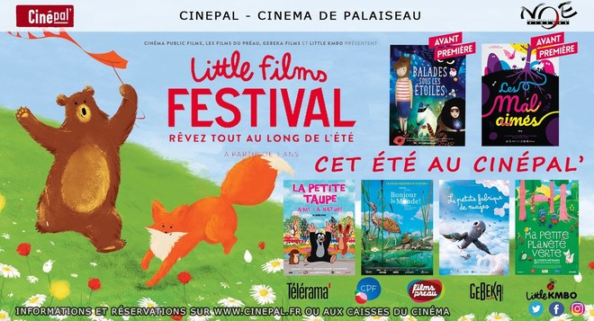 LITTLE FILMS FESTIVAL :-)