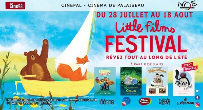 Cet été : LITTLE FILMS FESTIVAL