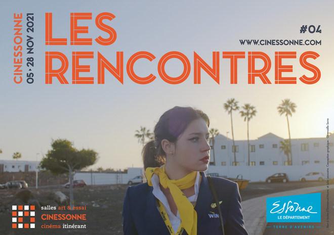 à partir du 5 novembre : les RENCONTRES CINESSONNE #4