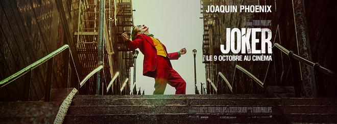 Joker - Film interdit aux - de 12 ans + avertissement