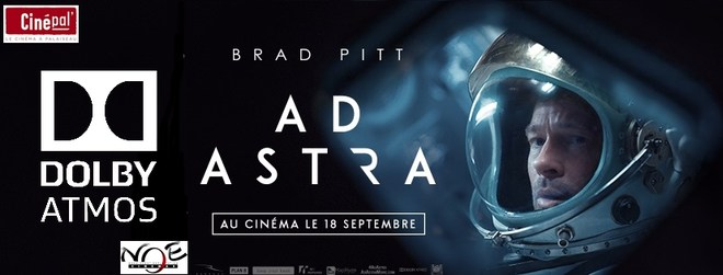 AD ASTRA en DOLBY ATMOS
